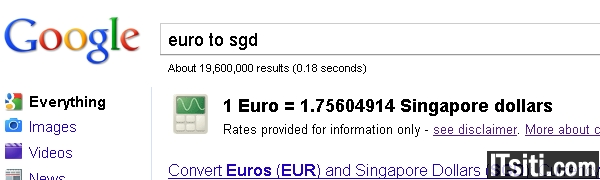 Exchange Rate Calculation Source: European Central Bank