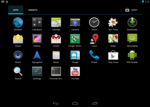 Android Installation - Android Home