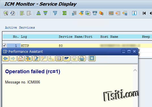 Https Http Activation Failed With Error Operation Failed